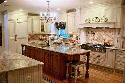 Gourmet kitchen from a previous listing