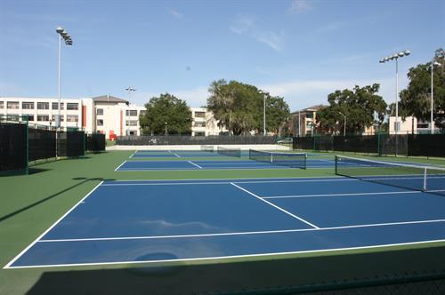 Florida Southern College Tennis Complex
