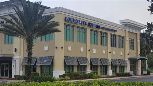 Kaufman Eye Institute Wesley Chapel