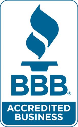 Accredited by the BBB