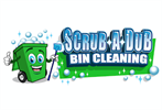 Scrub-A-Dub Bin Cleaning