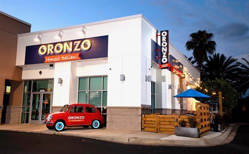 Oronzo, Honest Italian