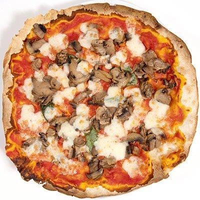 Funghi Piatto- Roman Style Flatbread