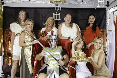 The Roman Group at the Wesley Chapel Fall Festival