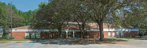 Centennial Park Branch Library (Currently Closed for Remodel)
