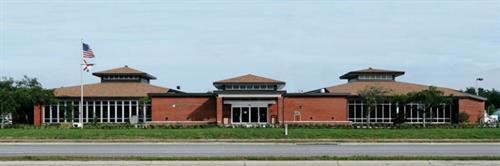 Regency Park Branch Library