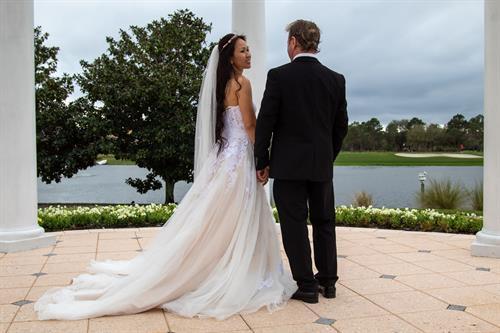 Recent Wedding Ceremony in Orlando