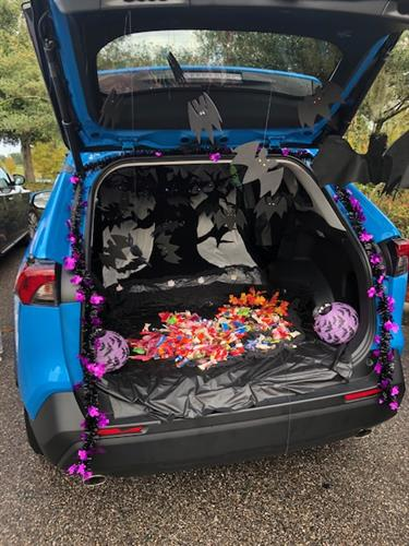 """North Tampa Bay """"Trunk or Treat"""""""