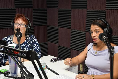 "Stephanie Cates & Claudia Mosley on ""The Entrepreneurial Hour"""