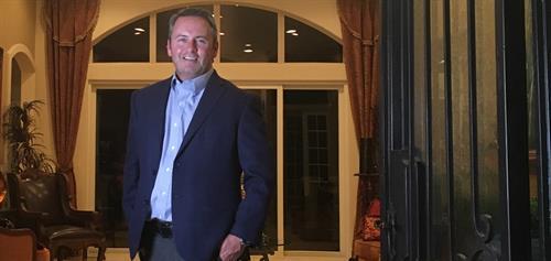 CEO, Ray Briant