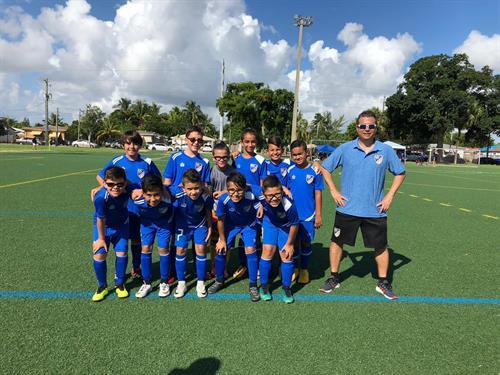 U11 Blue Team