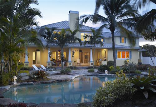 Custom Home-Davie
