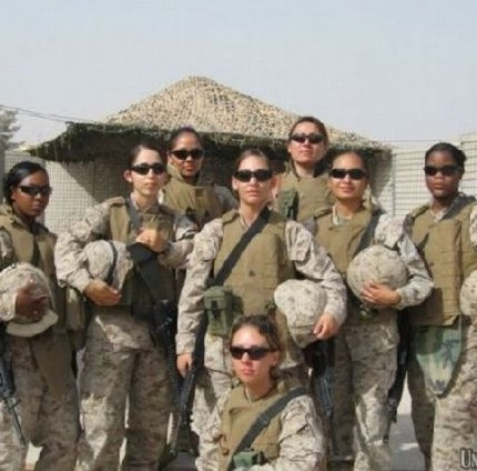 Women have served honorably in all branches of the US Military, but they are our forgotten heroes