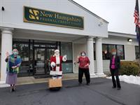Over $1,500 Donated to NHFCU's 2020 Santa for Seniors Giving Tree Drive