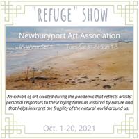 Dover Artist showcased in REFUGE Exhibit in Newburyport