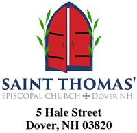 St Thomas' Episcopal Church is reopening for in-person services!