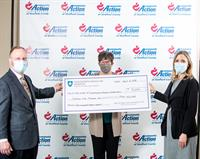 Wentworth-Douglass donates $125,000 in community involvement grants