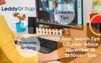 Jobs, Search Tips and Career Advice – Virtual Event