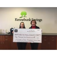 Kennebunk Savings Sponsors Festival of Trees on December 6