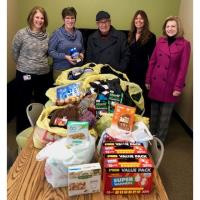 Rotary Club of Dover serves the gift of warmth