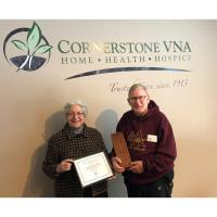 Cornerstone VNA achieves We Honor Veterans Partner Level Four