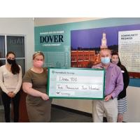 Kennebunk Savings signs on to Celebrate Dover 400th