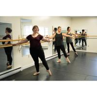 Northeastern Ballet Theatre's Mother's Day class