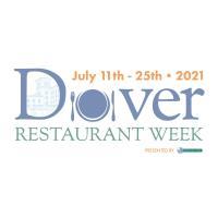 Dover Main Street presents Dover Restaurant Week 2021