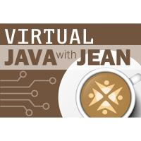 Java With Jean: Virtual Meeting - June