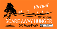 Neighborhood House Scare Away Hunger 5K Run/Walk Goes Virtual
