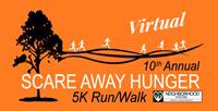 Virtual Scare Away Hunger 5K
