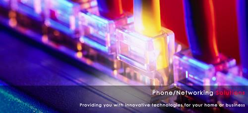 Phone/Networking Solutions