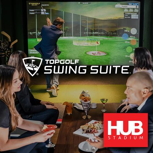 Top Golf Swing Suite Simulators