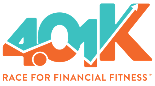 www.401krace.com to register for Race for Financial Fitness Event April 27, 2018