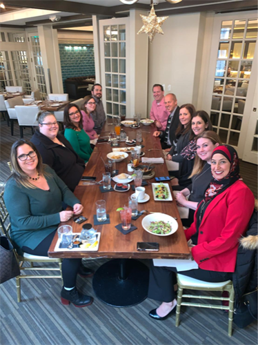 ExecutiveYear End Lunch 2019
