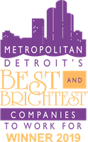 Yeo & Yeo Recognized Among Metropolitan Detroit's Best and Brightest Companies to Work For