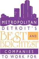 Yeo & Yeo Recognized Among Metropolitan Detroit's Best and Brightest Companies to Work For 2020
