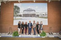 Chief Financial Credit Union breaks ground on a new financial campus in former US Scuba Diving Center building