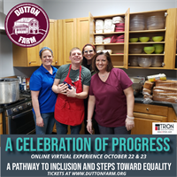 Dutton Farm Presents: A Celebration of Progress: A path to inclusion and steps towards Equality