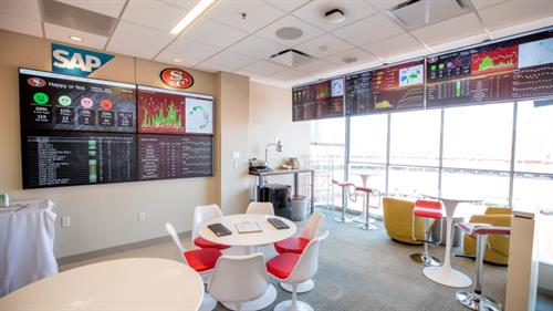 Build your own Customer Service Command Center like the San Francisco 49er's