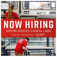 Shipping & Receiving Associate