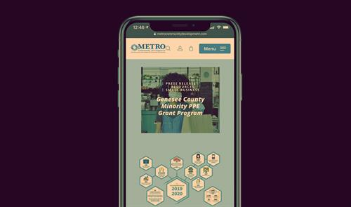 Metro Community Development Website Project