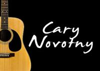 Music Mondays presents Cary Novotny Band
