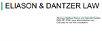 Eliason & Dantzer Law