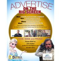 2019 Business After Hours with 1Better On-Screen Advertising