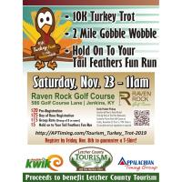 10K Turkey Trot and 2 Mile Gobble Wobble