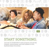 SOAR Innovation Co.Starters Fall Course