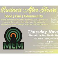 2019 Business After Hours with Mountain Top Media