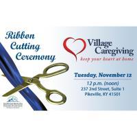 Village Caregiving Ribbon-Cutting Celebration