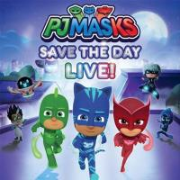 PJ Masks Save the Day Live!